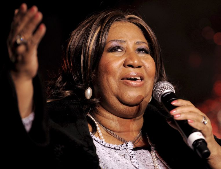 Aretha Franklin overleed in augustus 2018.