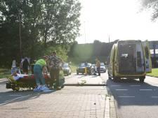 Twee gewonden bij botsing scooter en fiets in Nieuwegein