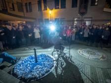 Zo ziet Levenslicht van Daan Roosegaarde er in Gennep uit