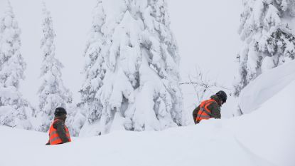 Extreem groot lawinegevaar: vijf doden en één vermiste (28) in Oostenrijkse en Franse Alpen