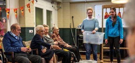 Beweegagoog zet ouderen van Joris Zorg in Middelbeers spelenderwijs in beweging