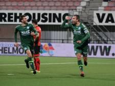 Invaller Van Heertum redt De Graafschap in uitduel bij Helmond Sport