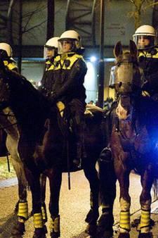 Stadionverbod voor tien ADO-supporters na rellen