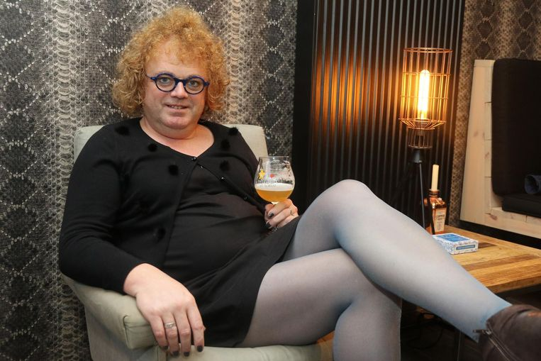 """Margaux Capoen: """"Transgender zijn, is geen geschenk, maar het was een noodzaak dat ik er mee naar buiten kwam""""."""