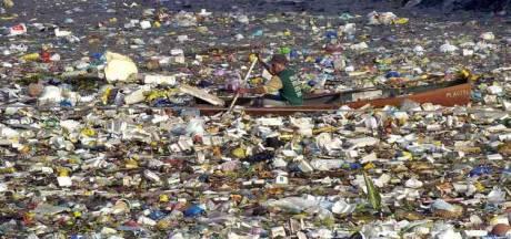 Schokkende hoeveelheid plastic aangespoeld bij Dominicaanse Republiek
