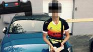Dylan (21) steelt een Audi en poseert uren later ermee op Facebook