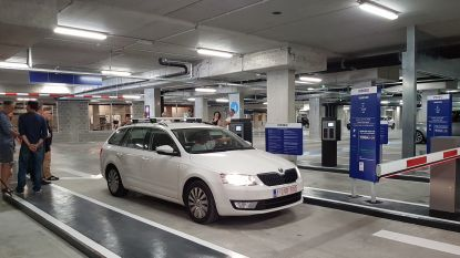 """Parking Turnova opent in binnenstad : """"Mijlpaal en belangrijk voor onze horeca, winkels en hun klanten"""""""