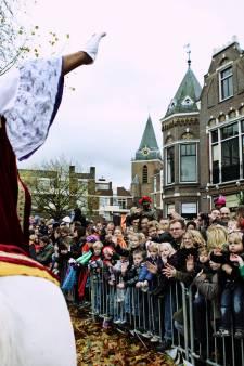 Chaotische intocht Sint in 1983: 'Rodeo in Woerden'