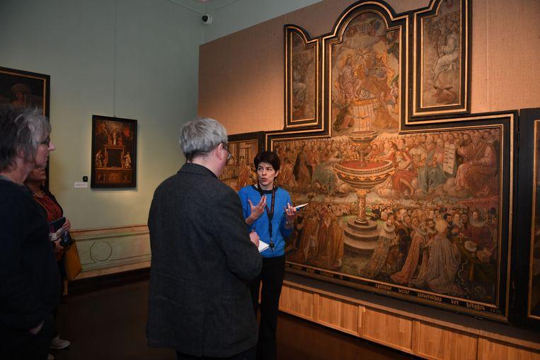 PARCUM zet in op religieuze kunst en cultuur.