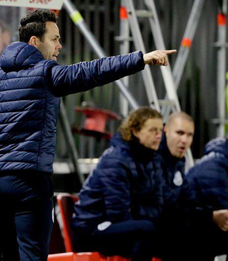Zege voelt voor FC Den Bosch-coach Van der Ven als 'lichtpuntje'