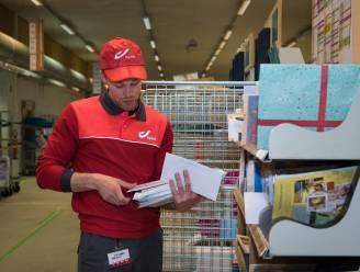 Bpost werft minstens 2.000 extra tijdelijke werknemers aan voor eindejaarsperiode