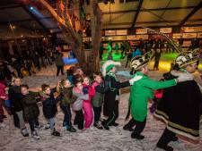 Wie pakt de handschoen op? Udenhout krijgt 138 mensen aan de polonaise op het ijs