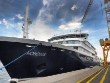Opvarenden van Vlissings schip Hondius zoeken mee naar slachtoffers vliegramp bij Chili