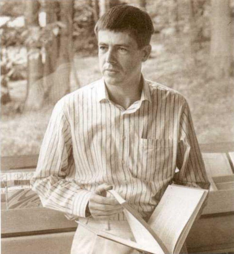 Jean Bourgain, toen hij in 1985 naar het IHES nabij Parijs vertrok.