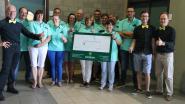 De Bolhoeden krijgen cheque van 650 euro