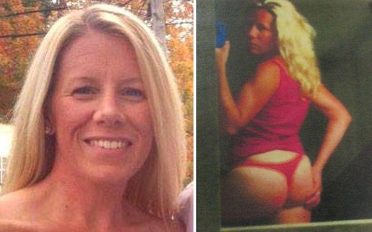 Amy Hood (41) stuurde honderden pikante berichten naar minstens twee van haar leerlingen.