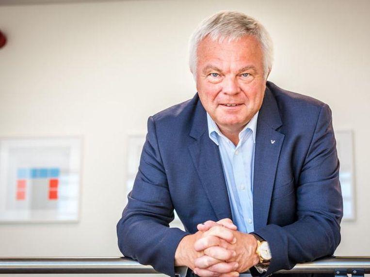 Patrick O, CEO van Viessmann België, betaalde vijf jaar geleden 40.000 euro extra om zijn nieuwbouwvilla in Grimbergen energieneutraal te maken. Maar dankzij premies verdienen hij en zijn vrouw die meerkost op negen jaar terug.