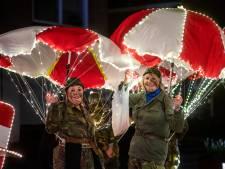 Poolse parachutisten en quarantainebus tegen Coronavirus stelen de show in Betuwe