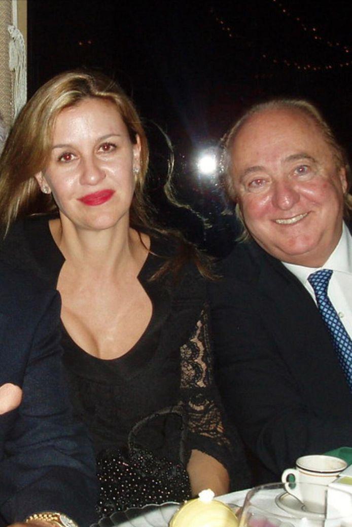 Patricia Gucci en haar ex, Joseph Ruffalo.