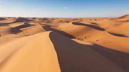 """Sahara wordt steeds groter: """"Een verwoestend effect op het leven van Afrikanen"""""""