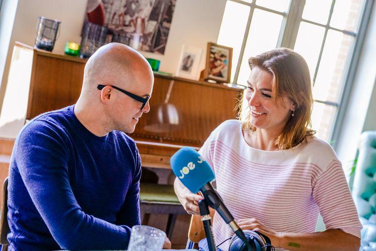 Philippe Geubels en Evi Hanssen