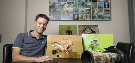 Robert Westerhof uit Ootmarsum fotografeert de natuur: 'Je hebt kennis nodig en geluk'