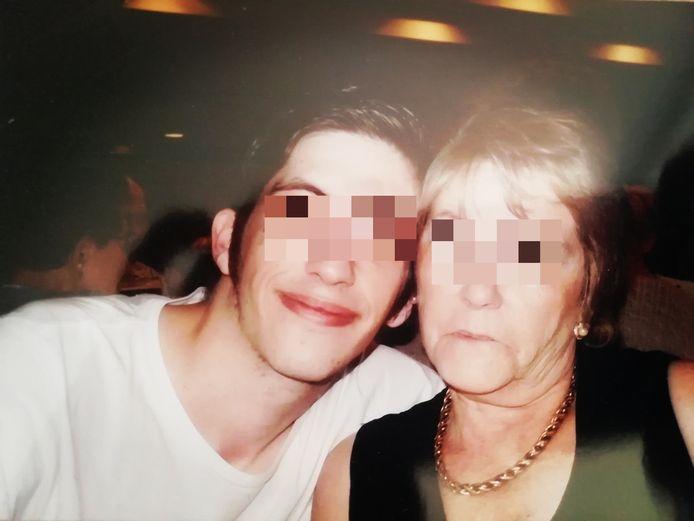 Gary V. en zijn moeder Antonia V. hebben al langer een moeilijke relatie.