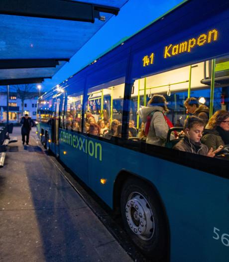 Bus kost provincie Flevoland extra geld