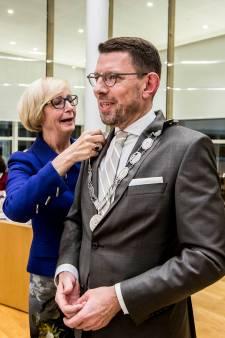 Bouke is nu écht de nieuwe burgemeester