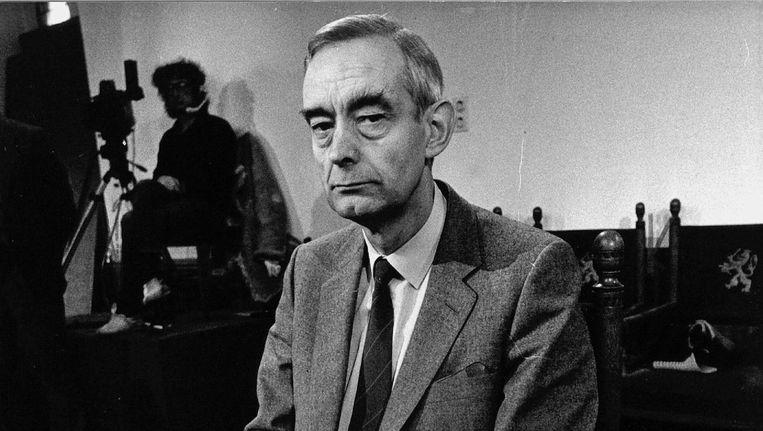 Hartgert (Harrie) Langman Beeld anp