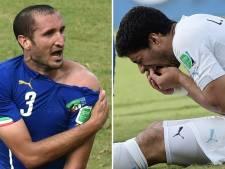 """Chiellini: """"La suspension de Suarez est trop excessive"""""""