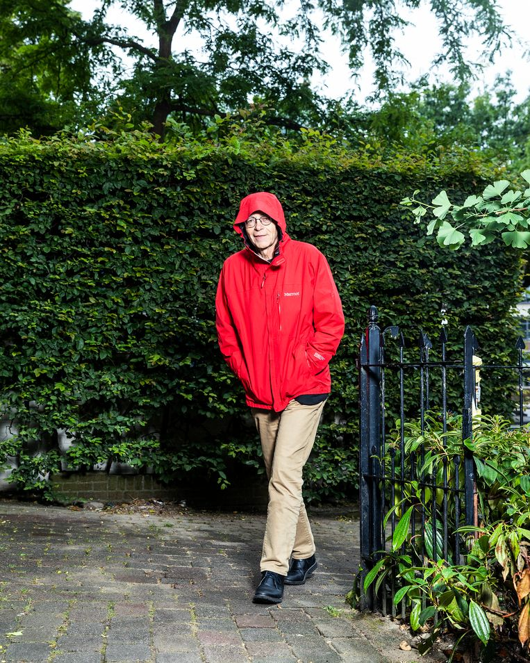 Peter Singer. Beeld Jiri Buller/de Volkskrant