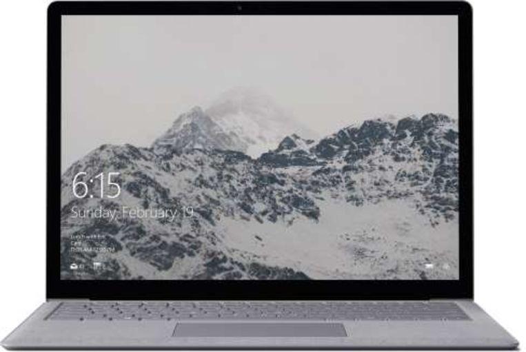 Microsoft scoort opnieuw als hardwaremaker met deze nieuwe Surface Laptop.