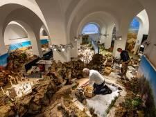 Ook de makers hebben rolletje in het kerstdiorama in Orientalis
