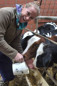 Rotterdamse projectmanager kruipt dagje in de huid van een boerin