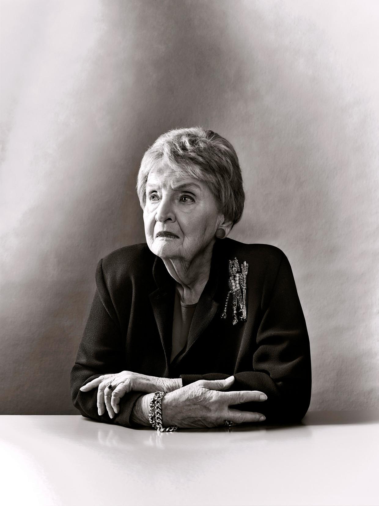 Madeleine Albright: 'Trump begrijpt niet hoe belangrijk het is een open dialoog te voeren.'