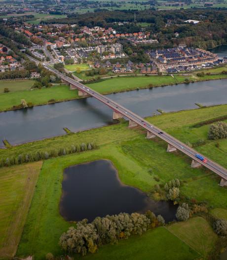 Miljoenen van Utrecht voor dubbele Rijnbrug Rhenen naar Kesteren