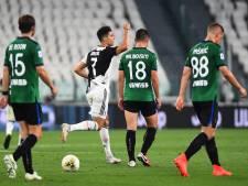 Juventus zwijnt tegen Atalanta met twee goedkope strafschoppen