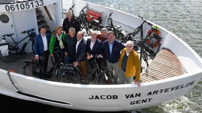 Vanaf 9 februari kan iedereen (elke zaterdag) gratis de haven verkennen vanop het water