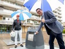Bezoekje aan milieustraat Schiedam voortaan alleen nog maar met pas, Maassluis introduceert milieu-eiland