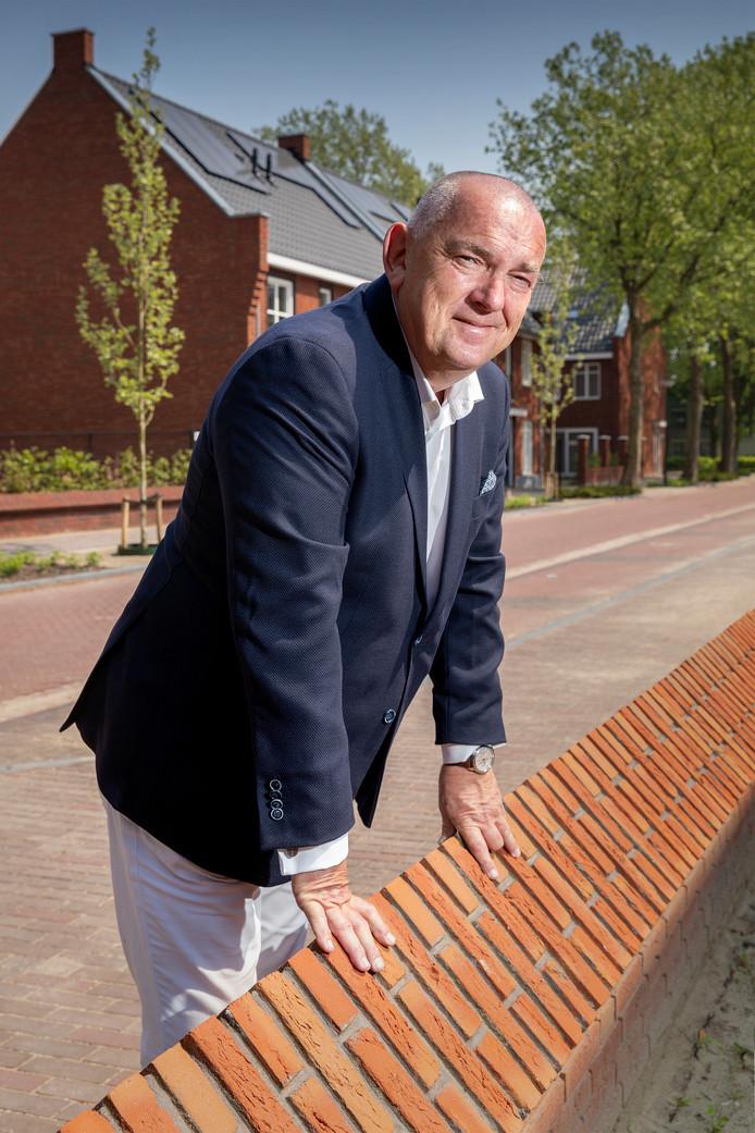 Oud-wethouder Eric van den Dungen van Haaren