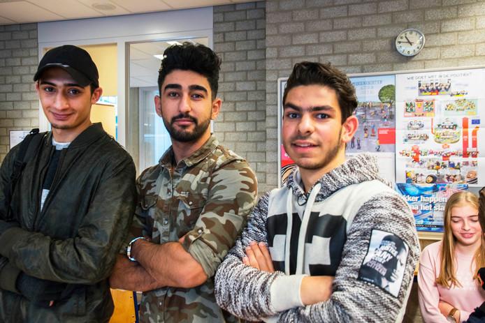 Vluchtelingen Beatrix College