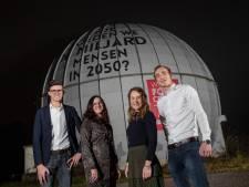 Studenten hebben plan voor 'bizarre bol' in Ede