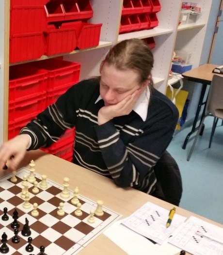Verlies voor schakers Wageningen