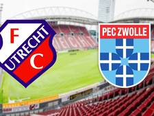 PEC Zwolle snakt in Utrecht naar eerste uitzege van 2018