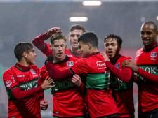 NEC bindt Drutenaar Joep van der Sluijs: contract tot 2023