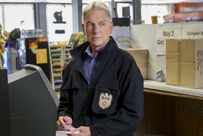 Mark Harmon sur le tournage de NCIS