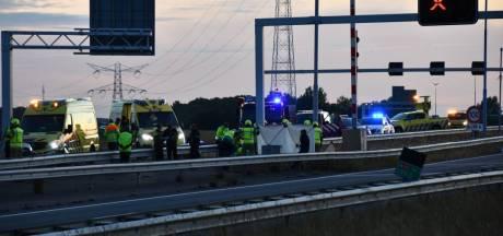 Ernstig ongeval ter hoogte van Yerseke, deel A58 afgesloten