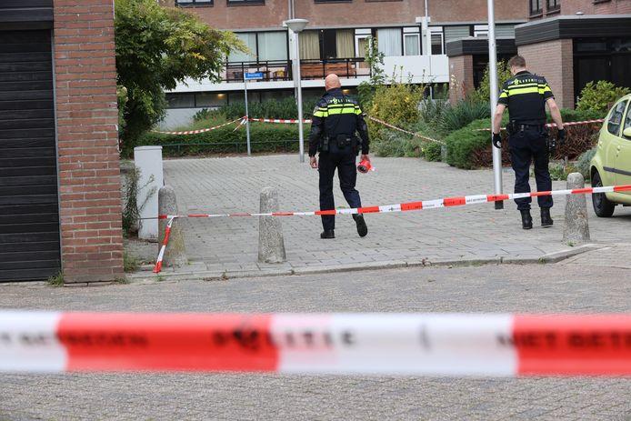 Onderzoek naar mogelijke schietpartij op de Remichweg in Eindhoven
