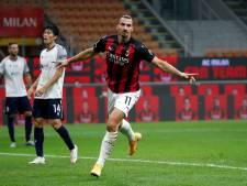 Zlatan na doelpunten: 'Ik ben oud geboren en ga jong dood'